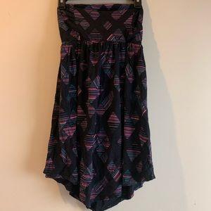Beach Strapless Roxy Dress